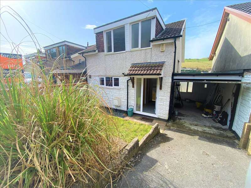 3 Bedrooms Terraced House for sale in Simon Terrace, Tonypandy