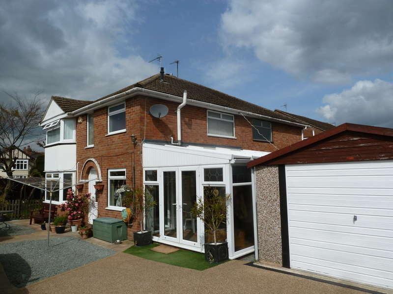 3 Bedrooms Semi Detached House for sale in Haydale Gardens, Longlevens, Gloucester, GL2