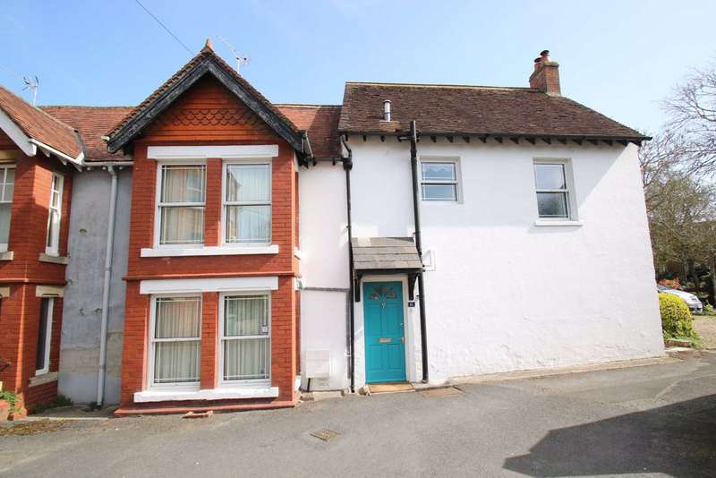 3 Bedrooms Semi Detached House for sale in Church Street, Westbury, Wiltshire, BA13