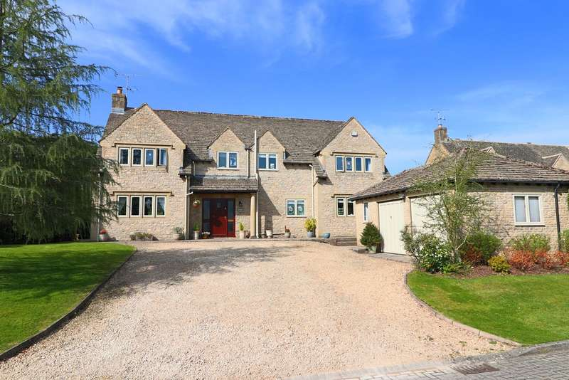 5 Bedrooms Detached House for sale in Neata Farm, Market Lane, Greet, Nr Winchcombe, Cheltenham