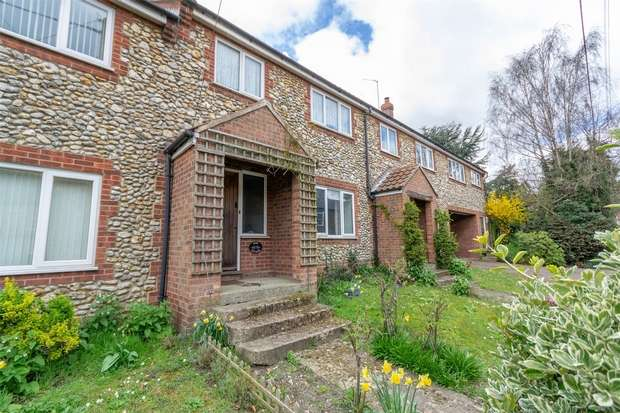 3 Bedrooms Terraced House for sale in North Creake
