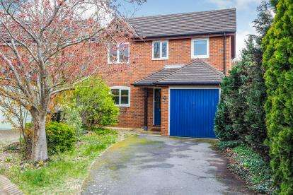 4 Bedrooms Detached House for sale in Windermere Close, Gamston, Nottingham, Nottinghamshire