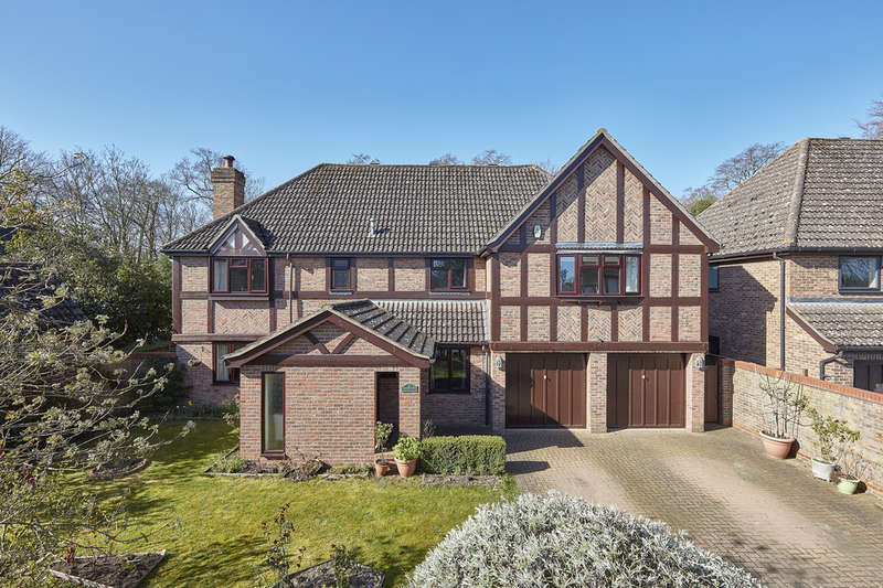 5 Bedrooms Detached House for sale in Kennett, Cambridgeshire