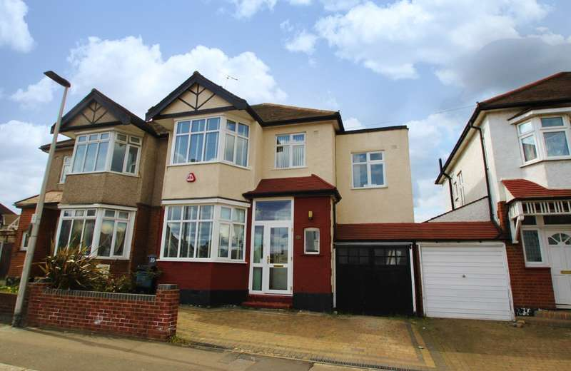 4 Bedrooms Semi Detached House for sale in Charteris Road, Woodford Green
