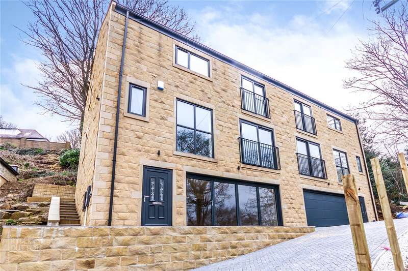 6 Bedrooms Detached House for sale in Copley Lane, Lower Skircoat Green, Halifax, West Yorkshire, HX3