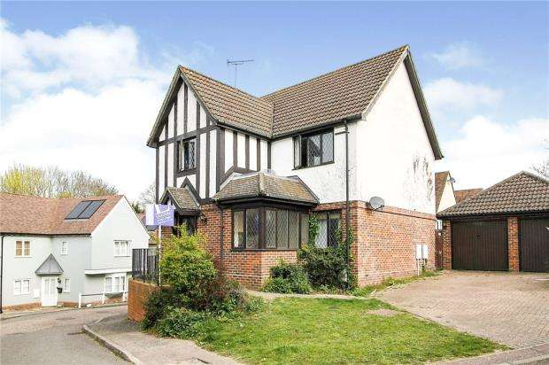 4 Bedrooms Detached House for sale in St. Peters View, Sible Hedingham, Halstead