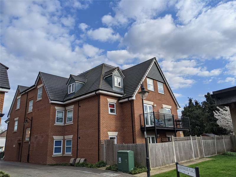 2 Bedrooms Flat for sale in Willow House, Greenwood Place, Walton-on-Thames, Surrey, KT12
