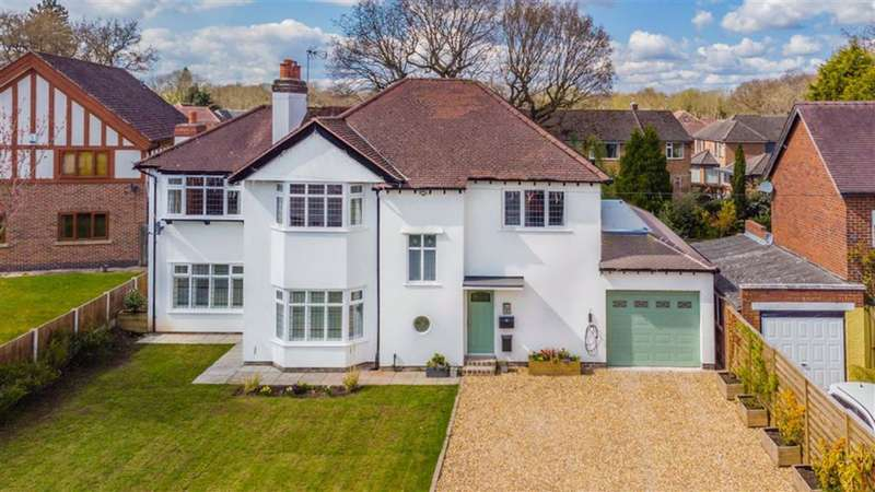 4 Bedrooms Detached House for sale in St Michaels Avenue, Bramhall, Cheshire