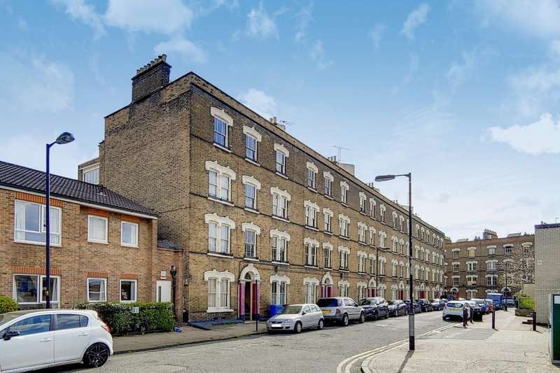 1 Bedroom Flat for sale in Peacock Street, London SE17