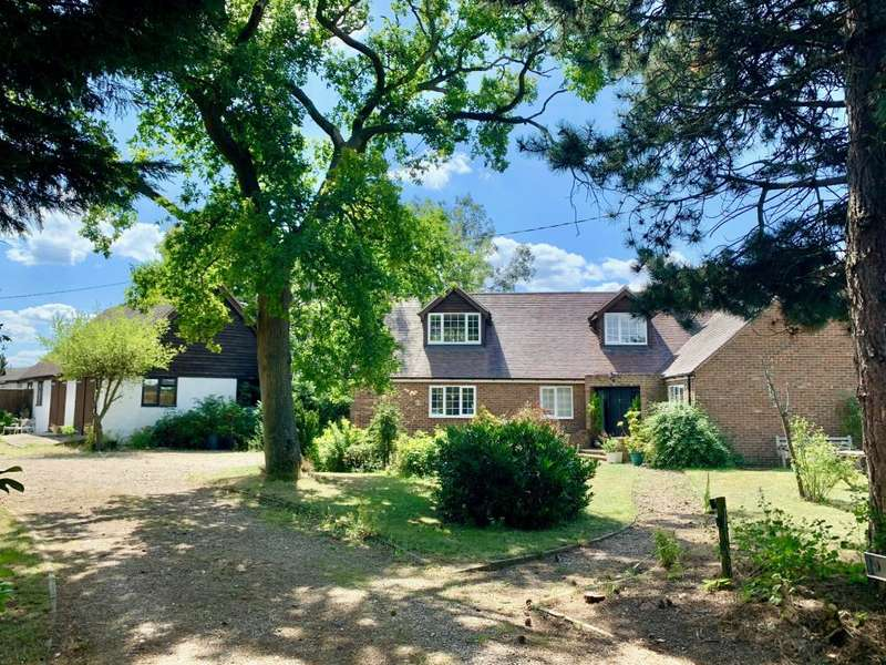 5 Bedrooms Detached House for sale in Nuffield, Oxfordshire, OX10