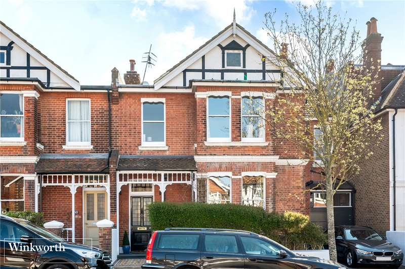 6 Bedrooms Semi Detached House for sale in Montefiore Road, Hove, Hove, East Sussex, BN3