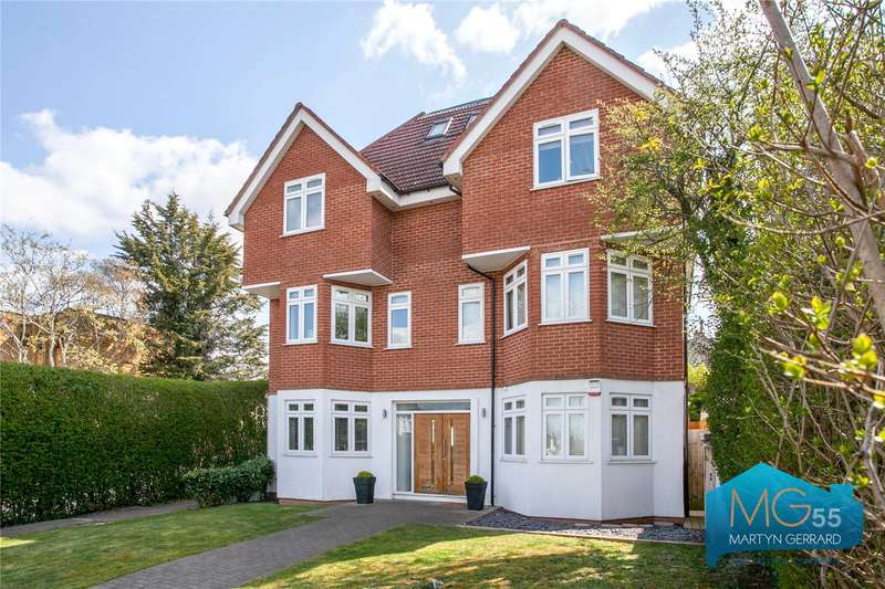 2 Bedrooms Apartment Flat for sale in Alexandra Grove, North Finchley, London, N12