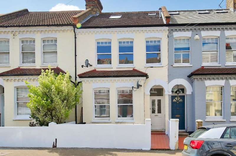 2 Bedrooms Flat for sale in Moring Road, Tooting Bec, SW17 8DL