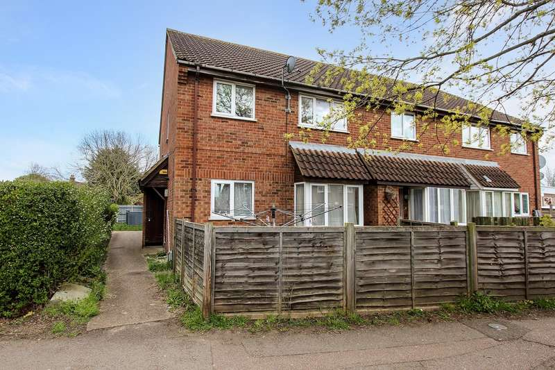 2 Bedrooms Cluster House for sale in North Drive, Shortstown, Bedford, MK42