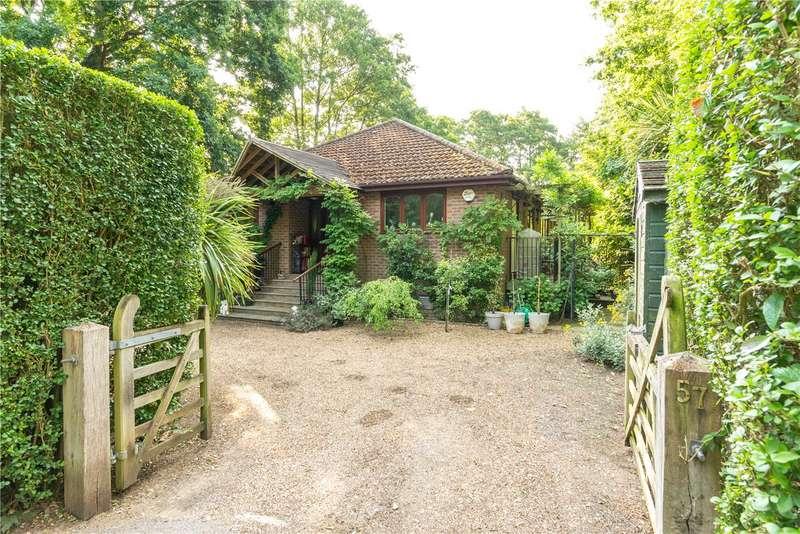 3 Bedrooms Detached House for sale in Wey Meadows, Weybridge, Surrey, KT13