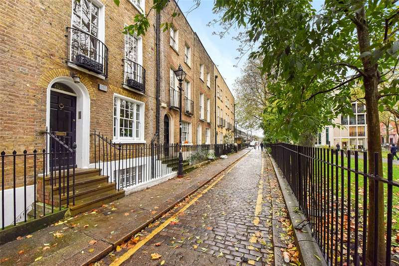 4 Bedrooms Property for sale in Paradise Row, London E2