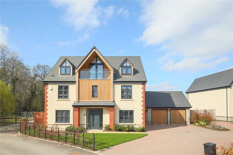 5 Bedrooms Property for sale in Clover Grove, Barrow Gurney, Bristol BS48