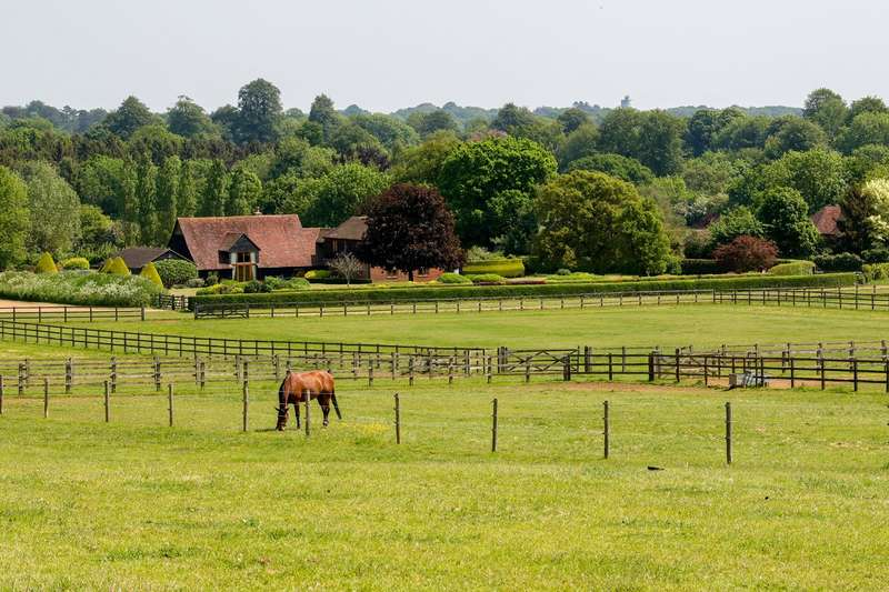 Equestrian Facility Character Property for sale in Suffield Lane, Puttenham, Guildford, Surrey