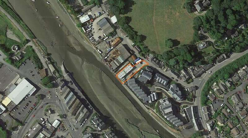Land Commercial for sale in Bradford Quay Road, Wadebridge, Cornwall