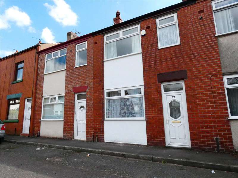 3 Bedrooms Terraced House for sale in Wardlow Street, Bolton, BL3