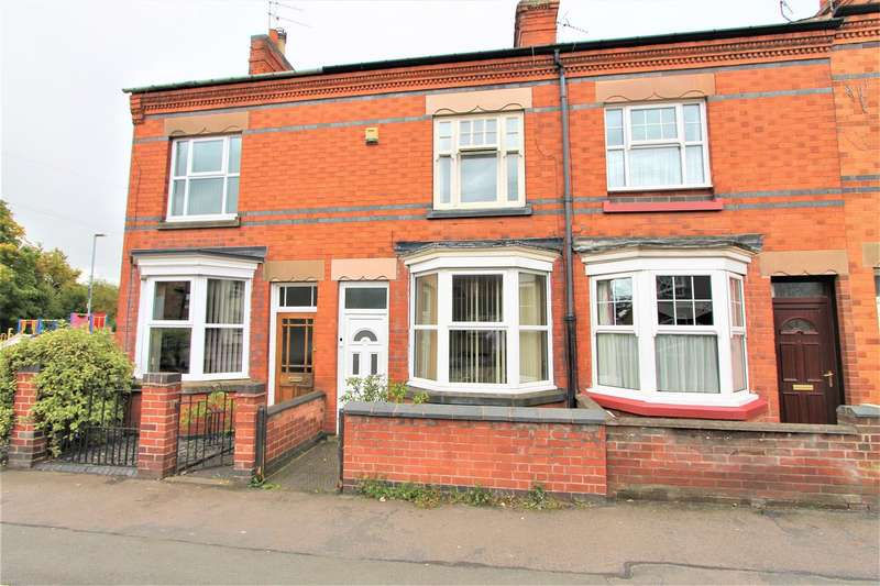 2 Bedrooms Terraced House for sale in London Road, Oadby, Leicester LE2 5DH