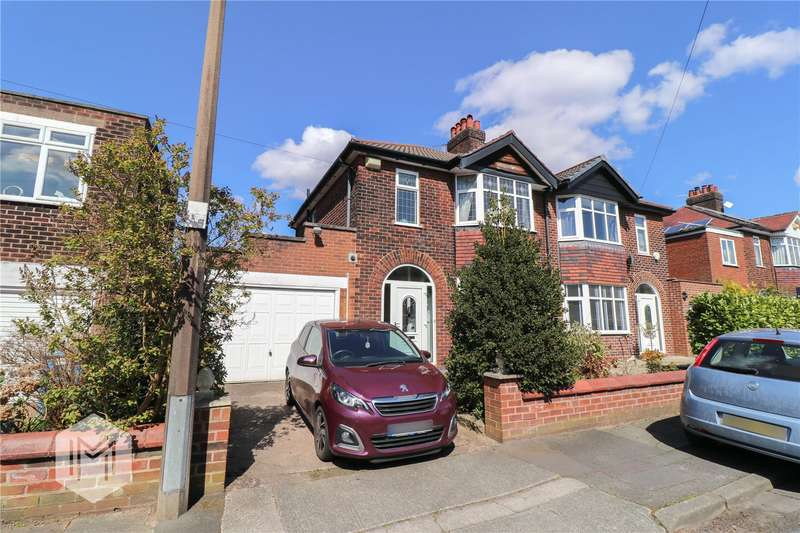 3 Bedrooms Semi Detached House for sale in May Road, Pendlebury, Swinton, Manchester, M27