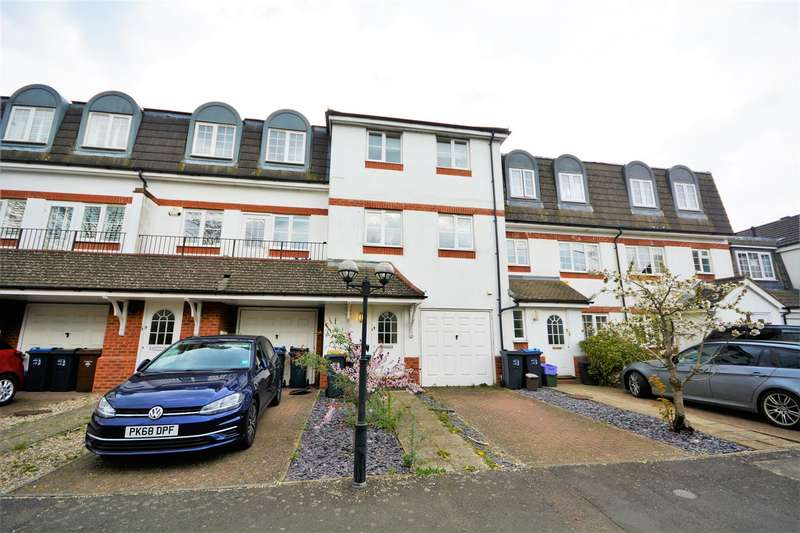 3 Bedrooms House for sale in Chaucer Way, Wimbledon, SW19