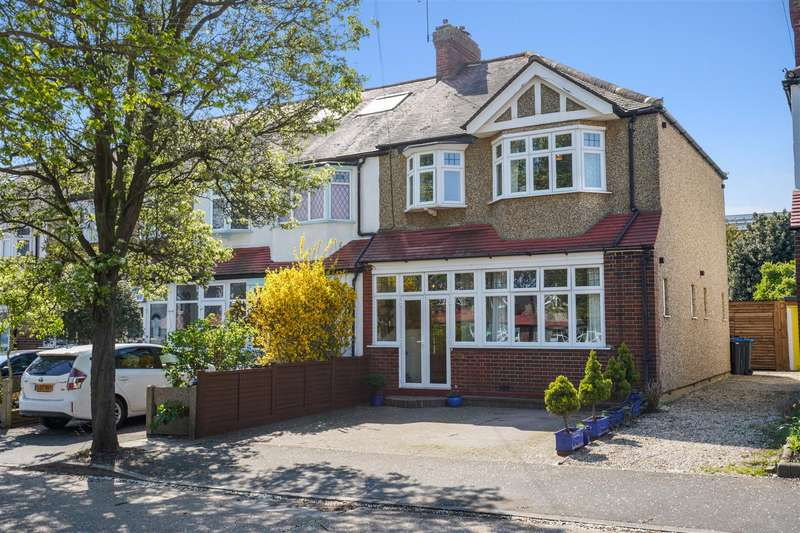 3 Bedrooms End Of Terrace House for sale in Greenwood Close, Morden