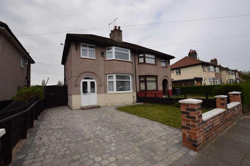 3 Bedrooms Semi Detached House for sale in Bebington Road, Rock Ferry