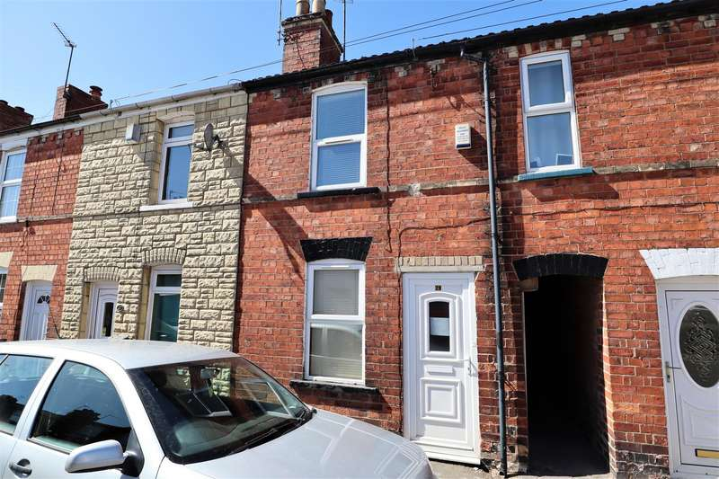 3 Bedrooms Terraced House for sale in St. Nicholas Street, Lincoln