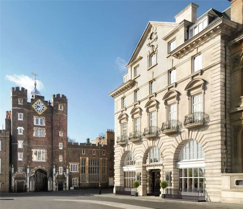 4 Bedrooms Flat for sale in St. James's House, 88 St. James's Street, London