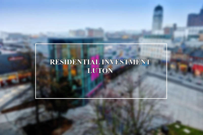Property for sale in Central Luton