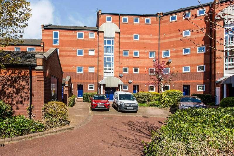 3 Bedrooms Apartment Flat for sale in Princes Reach, Ashton-on-Ribble, Preston, Lancashire, PR2