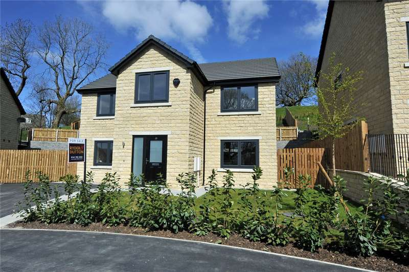 4 Bedrooms Detached House for sale in Plot 7 Greensnook, 10 Buttermere Avenue, OL13