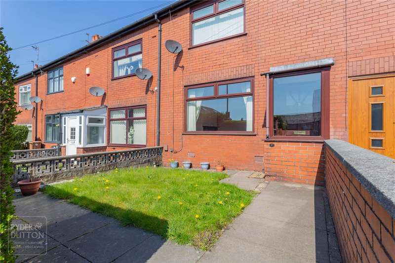 2 Bedrooms Terraced House for sale in Hillcrest Road, Castleton, Rochdale, Greater Manchester, OL11