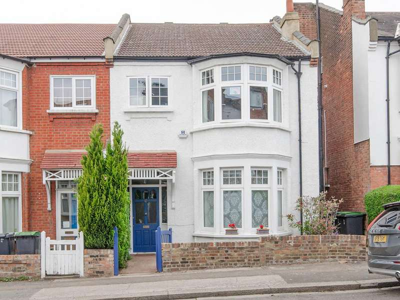 5 Bedrooms Terraced House for sale in Lynmouth Road, East Finchley, London, N2