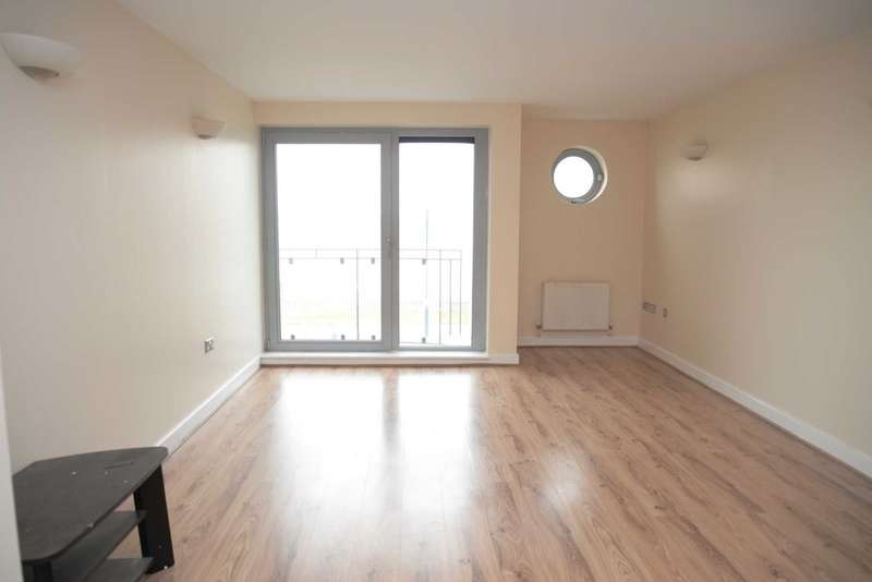 2 Bedrooms Flat for sale in Strand House, Merbury Close, London