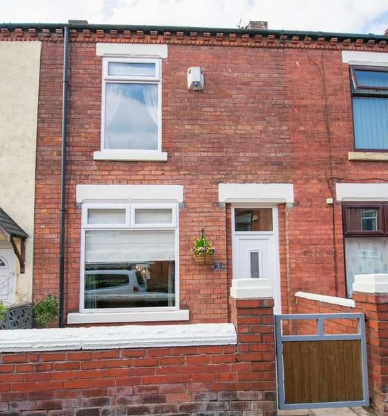 2 Bedrooms Terraced House for sale in Dorning Street, Leigh, Greater Manchester, WN7
