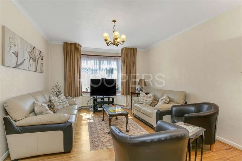 3 Bedrooms Semi Detached House for sale in Crest Road, London