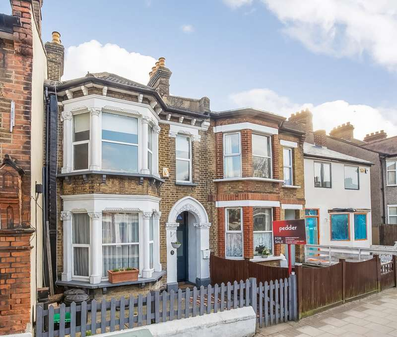 4 Bedrooms Terraced House for sale in Lennard Road, Penge