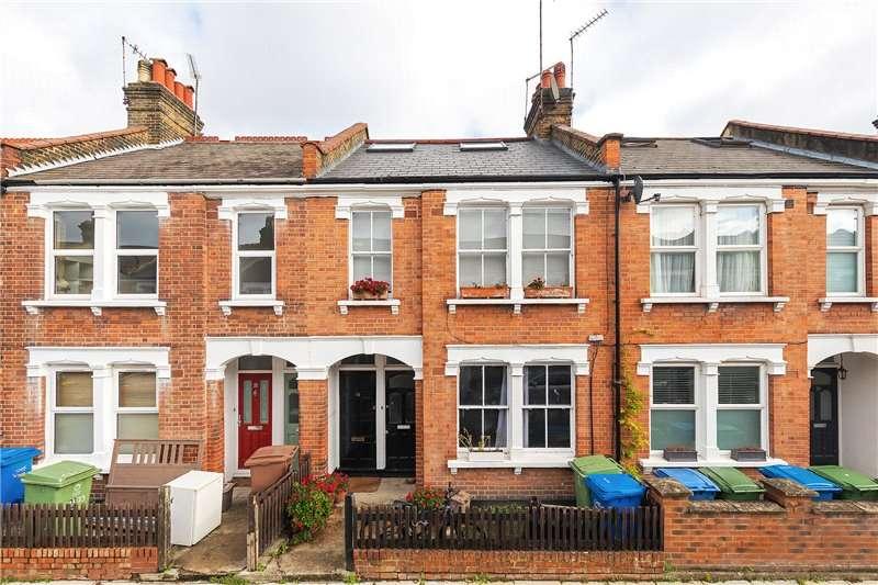 2 Bedrooms Maisonette Flat for sale in Ambergate Street, Kennington, London, SE17