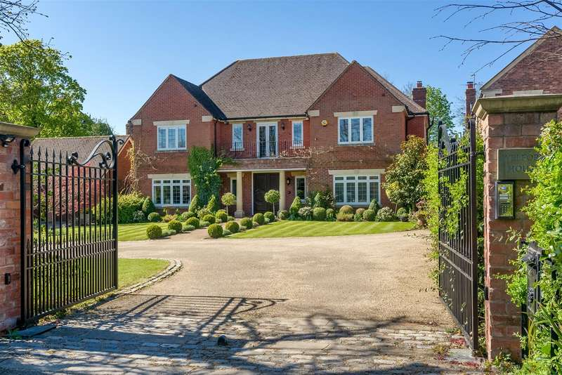 5 Bedrooms Detached House for sale in The Avenue, Bishopton, Stratford-Upon-Avon, Warwickshire