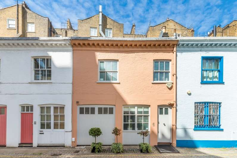 4 Bedrooms Terraced House for sale in Atherstone Mews, London SW7