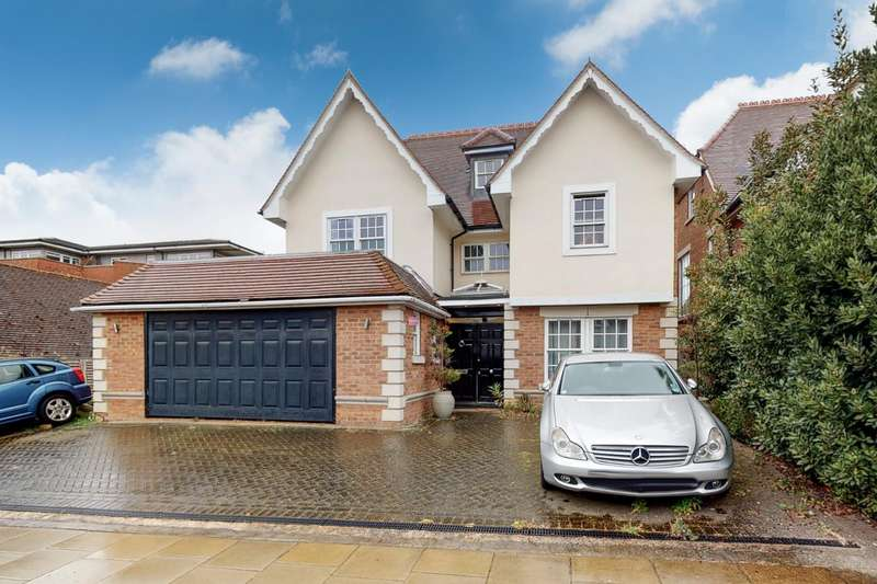 6 Bedrooms Detached House for sale in Allandale Avenue, Finchley