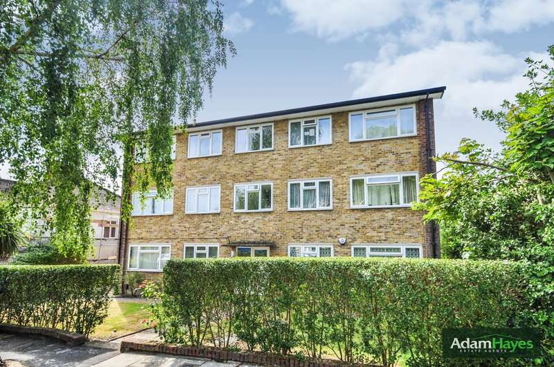 2 Bedrooms Ground Flat for sale in Friern Park, North Finchley, N12