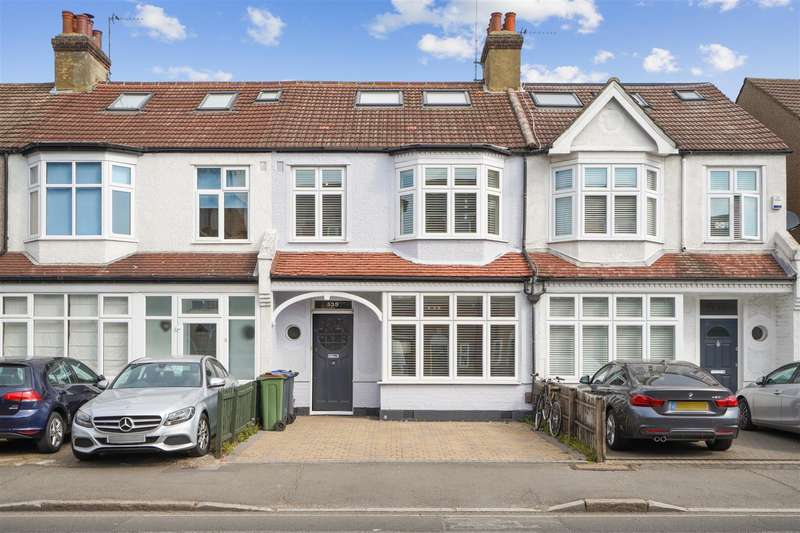 4 Bedrooms Terraced House for sale in Kingston Road, Raynes Park