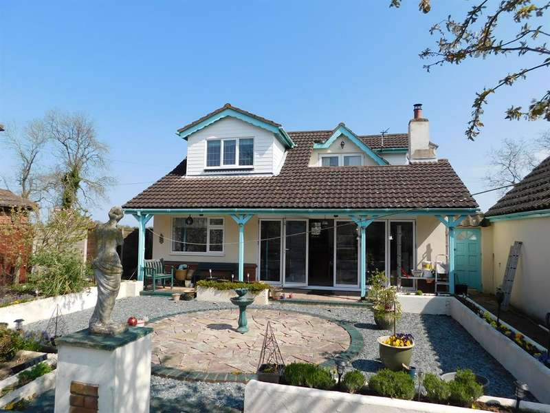 4 Bedrooms Detached House for sale in Sutton Road, Huttoft
