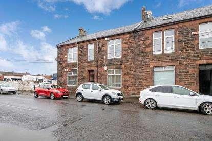 1 Bedroom Flat for sale in New Mill Road, Kilmarnock