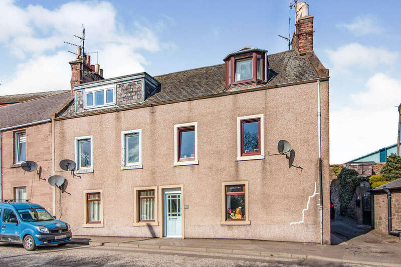 2 Bedrooms Flat for sale in Montrose Street, DD9