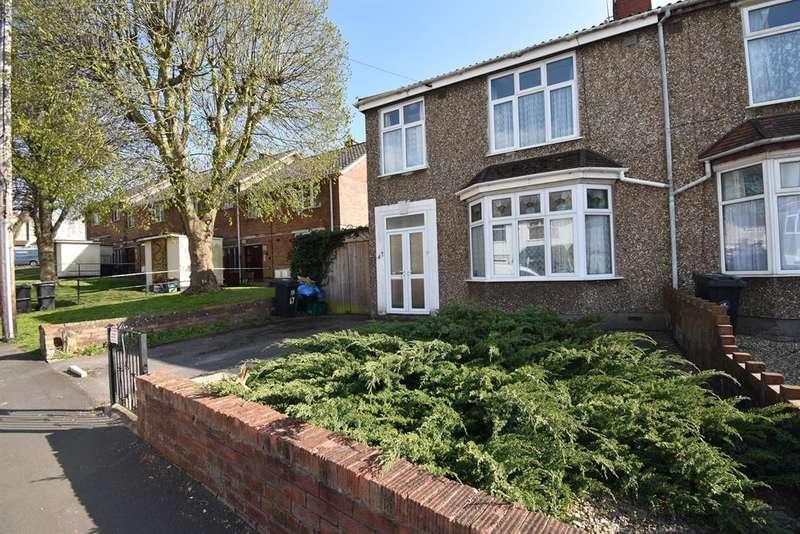 3 Bedrooms Semi Detached House for sale in Hudds Vale Road, St George, Bristol, BS5 7HW
